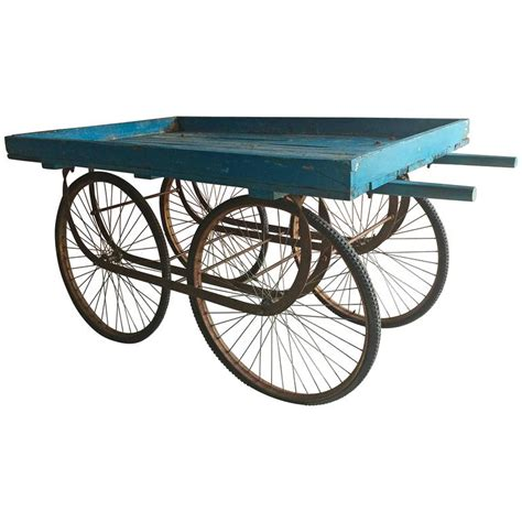 indian cart antique indian market or hand cart flower stand victorian