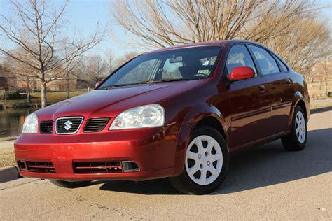 2005 Suzuki Forenza Reviews by 2005 Suzuki Forenza Pictures Cargurus