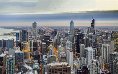 Chicago illinois winter #6990931