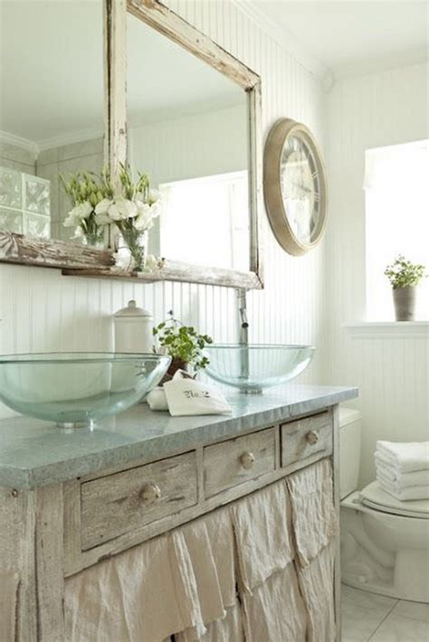 shabby chic bathroom tiles 50 amazing shabby chic bathroom ideas