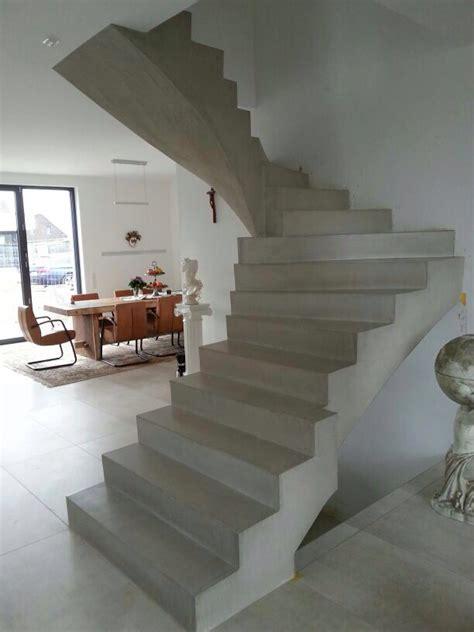 Treppe Sichtbeton Optik by Treppe Sichtbeton Optik Wohn Design
