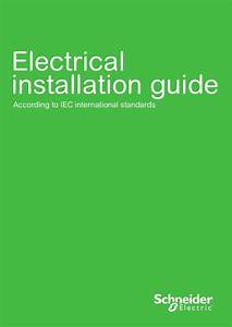 Schneider Electric Electrical Installation Guide 2016