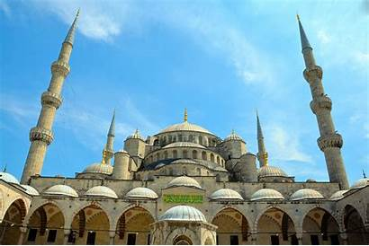 Turkey Istanbul Religion Culture Mosque Islam Worship