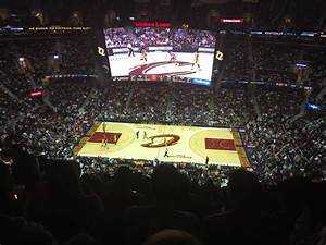 Indiana Pacers Arena Seating Chart Quicken Loans Arena Section 226 Cleveland Cavaliers