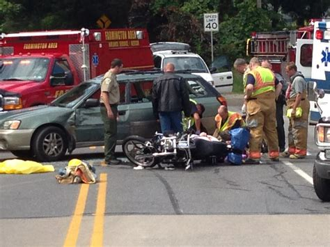 Motorcycle To Car Accidents
