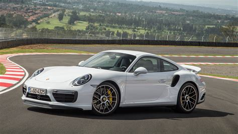 white porsche 2017 driving the 2017 porsche 911 turbo in south africa robb