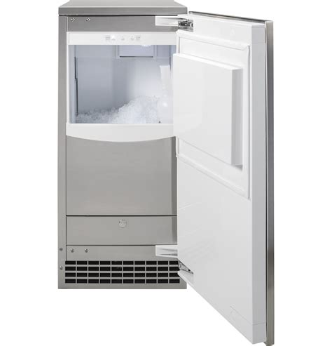 uncnjii ice maker   nugget ice  monogram collection