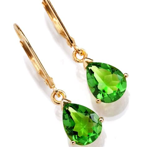 Helenite Earrings 21477