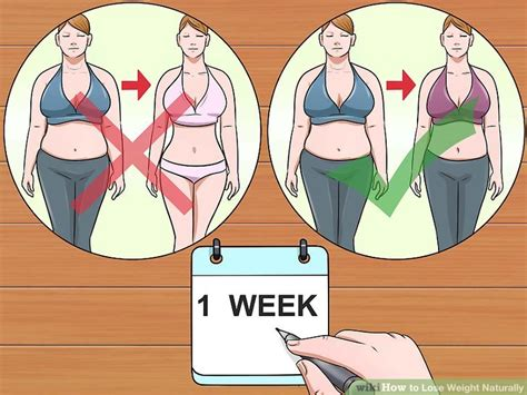 how to lose weight fast naturally wikihow