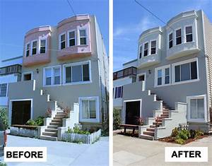 Before & After Facade Meryl and Miller LLC