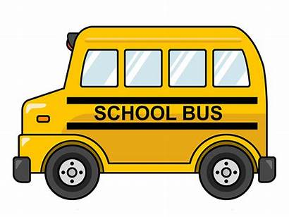 Bus Clipart Animated Clip Domain Clipartbest