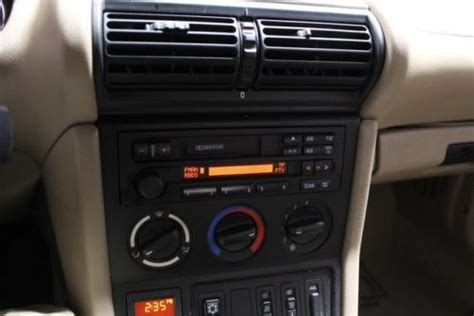 automobile air conditioning service 2000 bmw 3 series interior lighting sell used 1 9 convertible z3 leather radio cassette air conditioning in springfield virginia