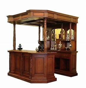 Bar Tresen Theke : theke tresen bar hausbar kellerbar gastronomie kneipe massivholz antik stil ant ebay ~ Sanjose-hotels-ca.com Haus und Dekorationen