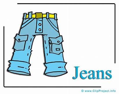 Jeans Clipart Hose Cliparts Clip Utklipp Gratis