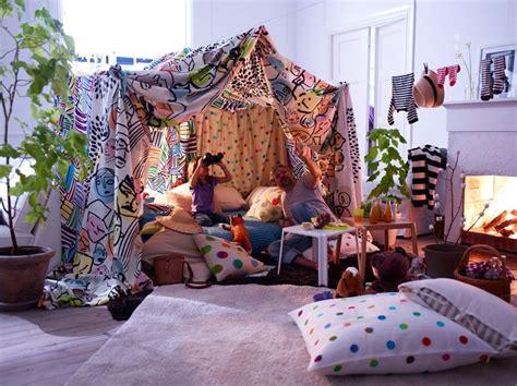 Ikea Kinderzimmer Textilien by Wohnzimmer Mit Textilien Und Kissen Inspiration Visual