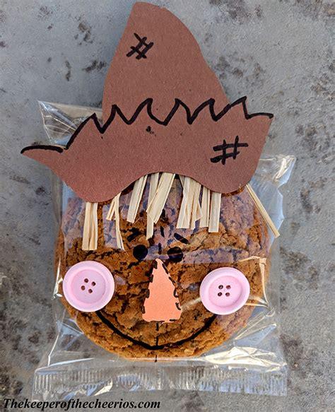 pre packaged fall treat ideas  keeper   cheerios