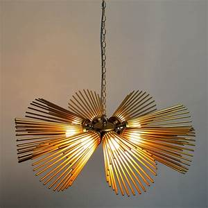 Carina chandelier light by charles lethaby lighting ecc