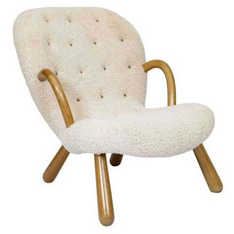 clam chair fishing seat philip arctander quot clam quot chair for sale at 1stdibs
