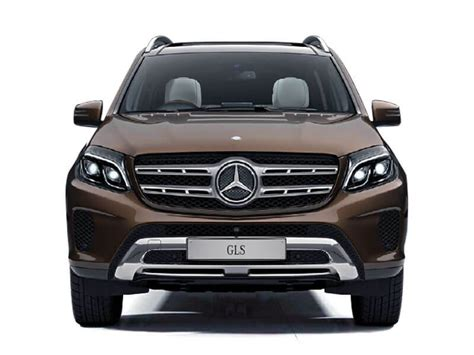 Mercedes benz gls 400d 4matic launches with a front chrome strip, new led headlights, shark fin antenna, aluminum wheels, and disc brake system for both front and back. Mercedes Benz GLS 400 4MATIC Price, Specifications, Review | CarTrade