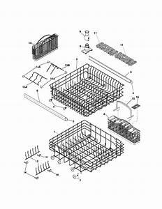 34 Frigidaire Dishwasher Parts Diagram