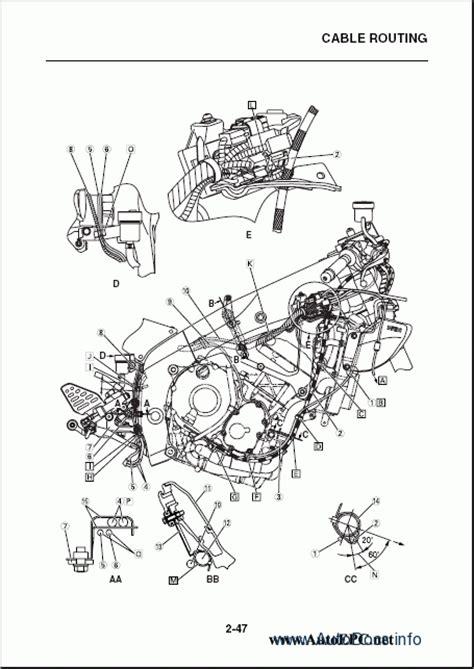 2008 Yamaha R6 Wiring Diagram Part yamaha yzf r6 2008 repair manual repair manual order