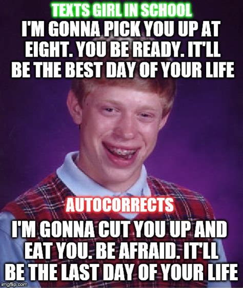 Badluck Brian Meme - bad luck girl meme www pixshark com images galleries with a bite