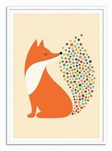 les 25 meilleures idees de la categorie dessin renard sur With affiche chambre bébé avec acupression dos