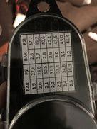Манометр для замеры давления в шинах