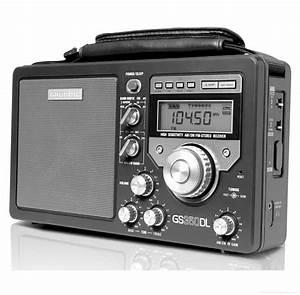 Grundig Gs 350 Dl - Manual  Fm Shortwave