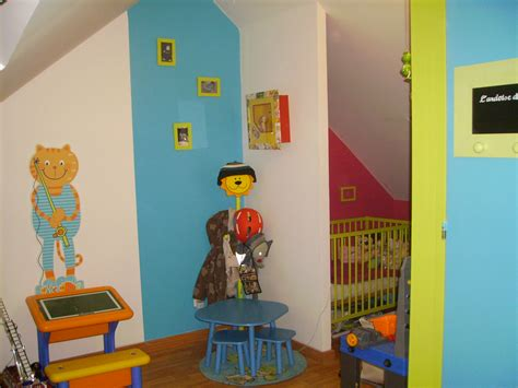 ma chambre chambre mixte photo a droite on apercoit le cote sommeil