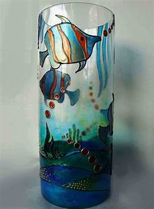 25  Glass Painting Craft Ideas To Enhance Your Glass Beauty
