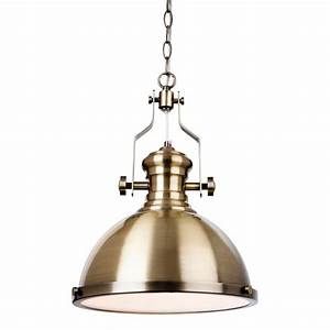 Firstlight albion single light ceiling pendant in antique