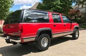 1994 Chevrolet Suburban 2500 Lt 454 4x4 No Rust