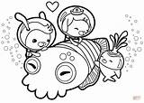 Coloring Cuttlefish Pages Cuddle Drawing Printable sketch template