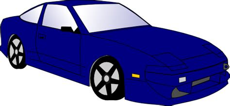Blue Car Clip Art At Clker.com