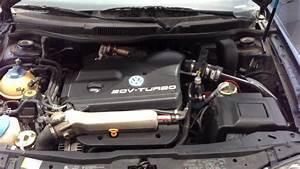 Hho Hydrogen Generator On 2001 Vw Jetta 1 8t Test1
