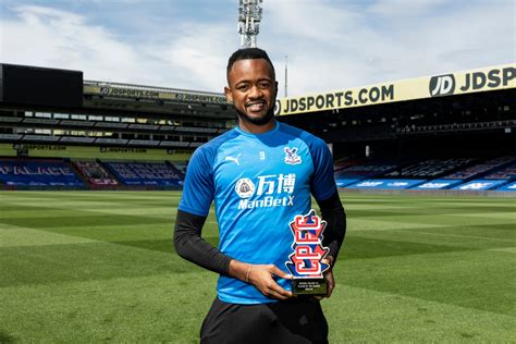 Jordan Ayew wins Crystal Palace Player of the Season award