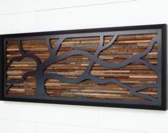 metal tree wall art etsy