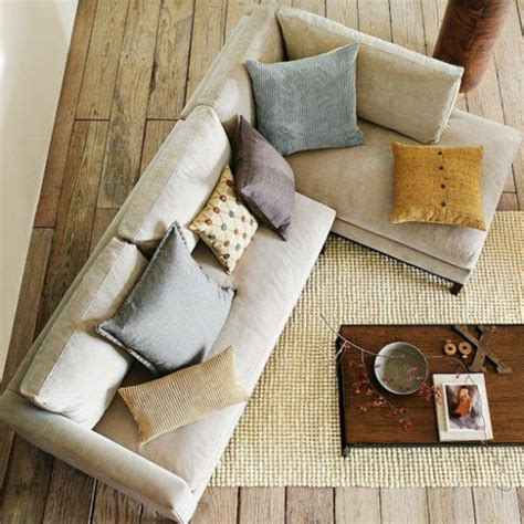 le gros coussin pour canapé en 40 photos salons small