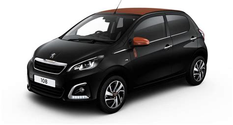 New Peugeot 108 Versions Join 2017 Uk Lineup From £12,180