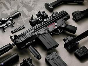 Guns & Weapons: Cool Guns Wallpapers #2