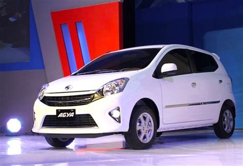 Toyota Agya Picture by January 2014 Best Selling Cars