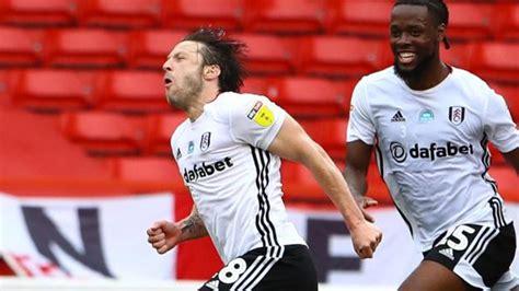 Nottingham Forest 0-1 Fulham: Harry Arter strike gives ...