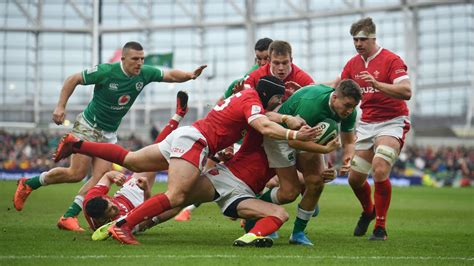 Ireland vs Wales live stream: How to watch Autumn Nations ...