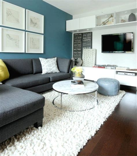 Teal And Grey Living Room Walls by Cutler Design Construction Peacock Blue Accent