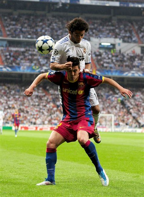Soccer – UEFA Champions League – Semi Final – First Leg ...