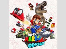 Super Mario Odyssey Nintendo Switch Games Nintendo