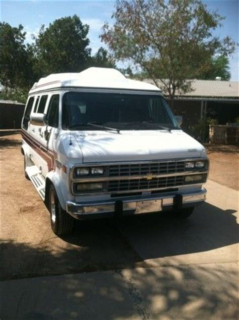 how does cars work 1993 chevrolet sportvan g20 spare parts catalogs purchase used 1993 chevrolet g20 sportvan extended passenger van 3 door 5 0l in phoenix arizona