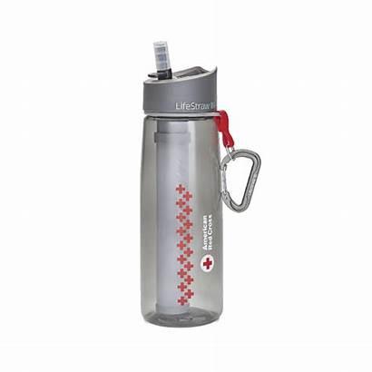 Water Bottle Filter Lifestraw Cross Emergency American