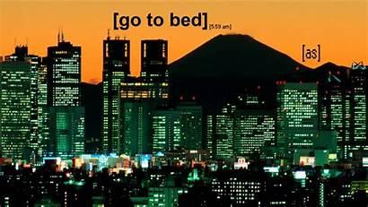 Swim Adult Bump Bed Tokyo Japan Sunset